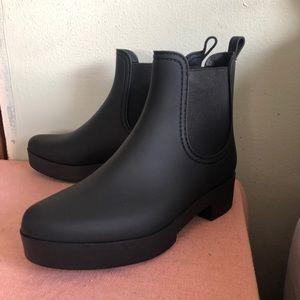Jeffery Campbell Hydra Lug Waterproof Chelsea Boot